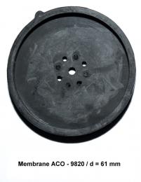 Ersatzmembran ACO-9820 alte Version
