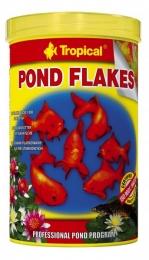 Tropical Pond Flakes 11 Liter