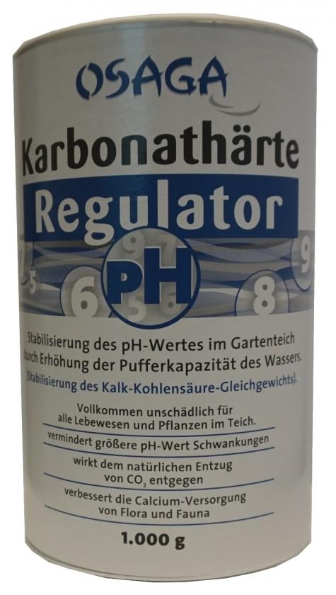 OSAGA Karbonathaerte-Regulator 1000g