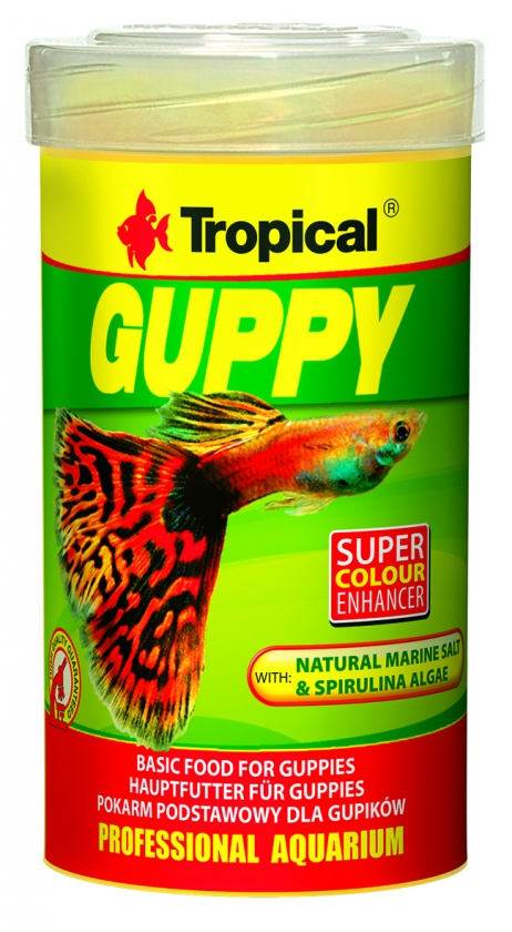 Tropical Guppy 100 ml