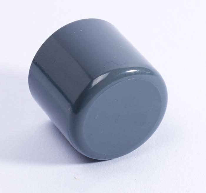 PVC Endkappe 50 mm Durchmesser