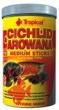 Tropical Cichlid & Arowana Medium Sticks 250 ml