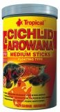 Tropical Cichlid & Arowana Medium Sticks 1 L