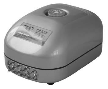 HAILEA Membran - Kompressor ACO - 9630 / 960 L/h