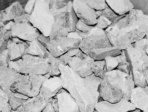 Zeolith Z1. 10-15 mm - 25 kg