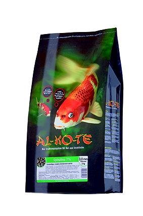 AL-KO-TE Spirulina 7% 3 mm, 3 kg
