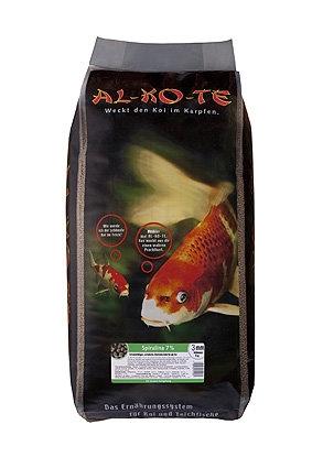 AL-KO-TE Spirulina 7% 3 mm, 9,0 kg