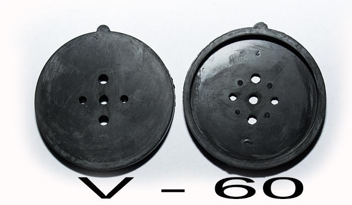 Ersatzmembran fuer HAILEA V 60