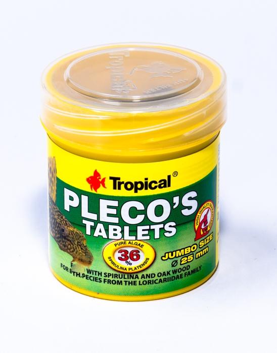 Tropical Pleco's Tablets 250ml