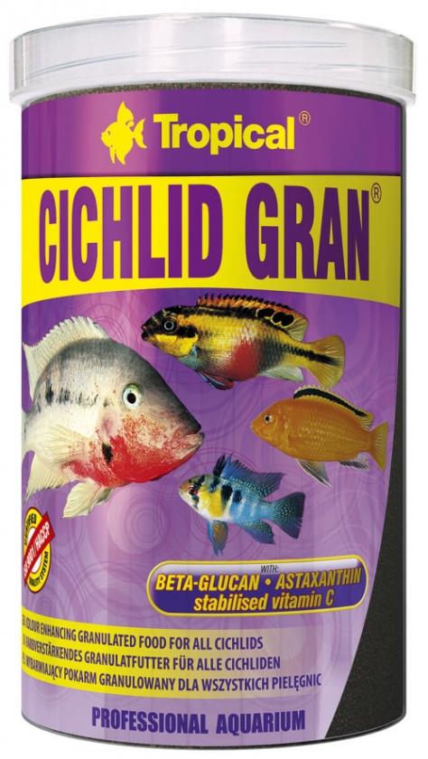 Tropical Cichlid Gran 5 L