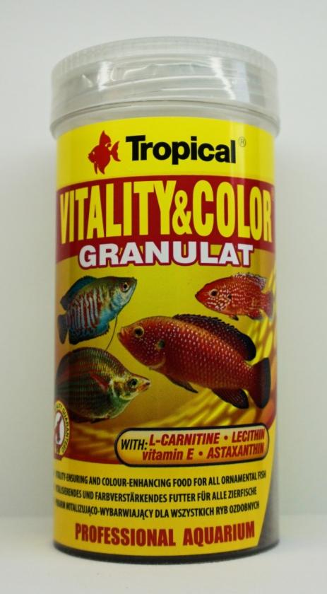 Tropical Vitality Color Granulat 250 ml