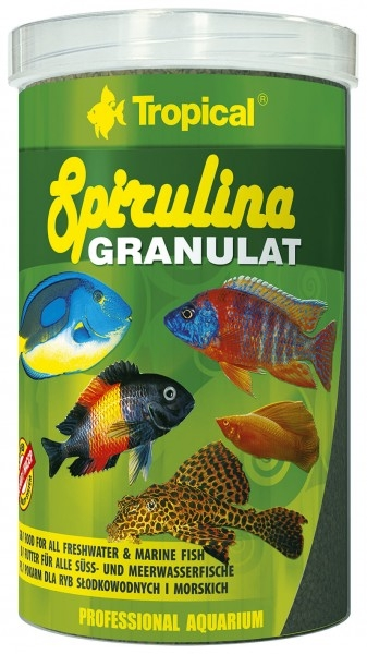 Tropical Spirulina Granulat 100ml