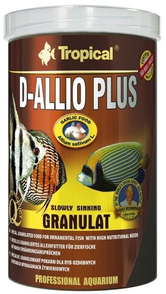 Tropical D-Allio Plus Granulat 250 ml