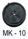 Ersatzmembran fuer OSAGA MK 10