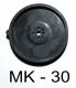 Osaga MK 30 Ersatzmembran
