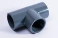 PVC T-Stueck 90 Grad 110 mm