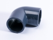 PVC Winkel 90 Grad 50 mm
