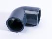 PVC Winkel 90 Grad 110 mm