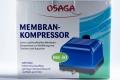 OSAGA Membran - Kompressor MK - 30 / 1800 L/h