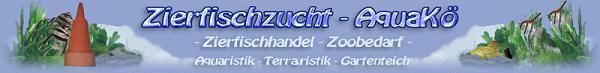 Zierfischzucht AquaKö Reiner Köhler